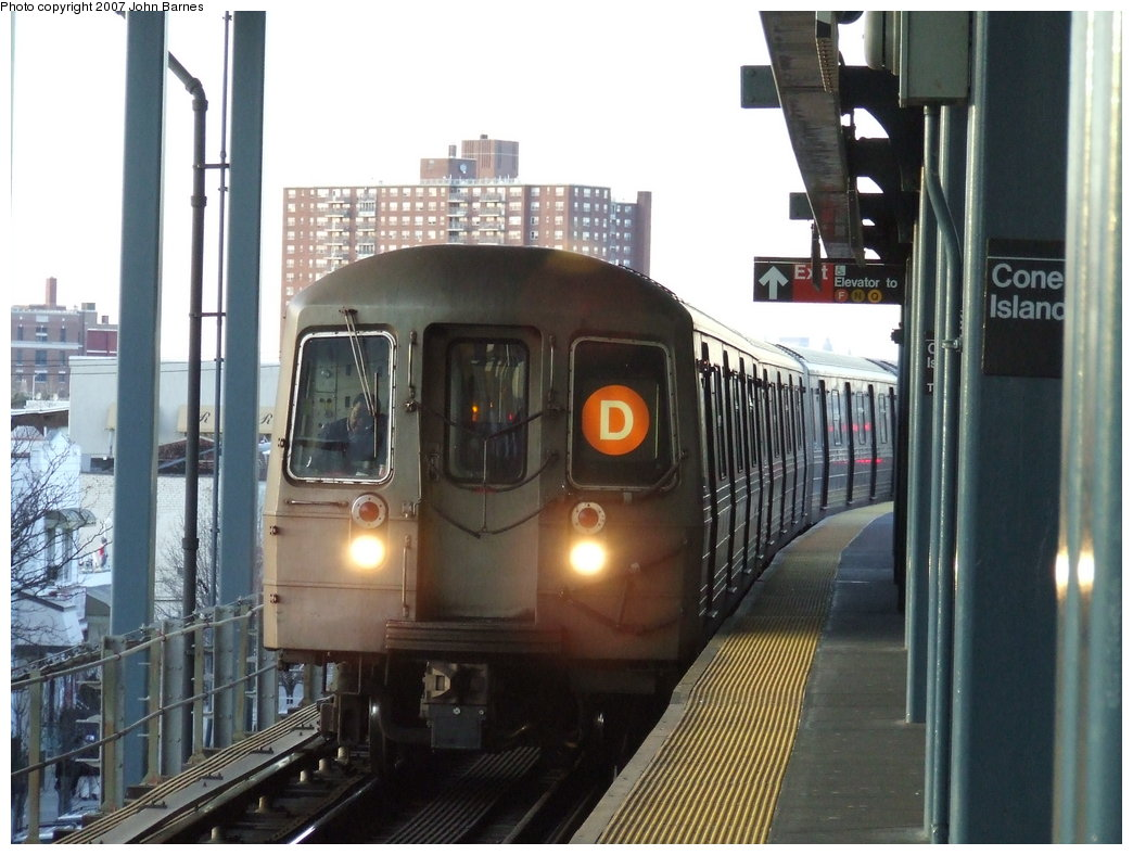 (171k, 1044x788)<br><b>Country:</b> United States<br><b>City:</b> New York<br><b>System:</b> New York City Transit<br><b>Location:</b> Coney Island/Stillwell Avenue<br><b>Route:</b> D<br><b>Car:</b> R-68 (Westinghouse-Amrail, 1986-1988)  2554 <br><b>Photo by:</b> John Barnes<br><b>Date:</b> 3/28/2007<br><b>Viewed (this week/total):</b> 1 / 2215