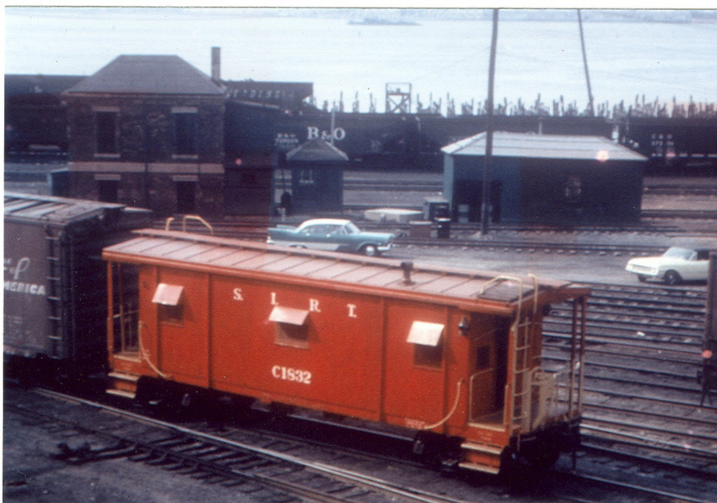 (180k, 1024x719)<br><b>Country:</b> United States<br><b>City:</b> New York<br><b>System:</b> New York City Transit<br><b>Line:</b> SIRT<br><b>Location:</b> St. George <br><b>Car:</b>  1832 <br><b>Photo by:</b> Gerald H. Landau<br><b>Collection of:</b> S. Phetterplace<br><b>Viewed (this week/total):</b> 3 / 3020