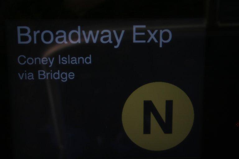 (19k, 768x512)<br><b>Country:</b> United States<br><b>City:</b> New York<br><b>System:</b> New York City Transit<br><b>Route:</b> N<br><b>Car:</b> R-160B (Kawasaki, 2005-2008)  8743 <br><b>Photo by:</b> Neil Feldman<br><b>Date:</b> 3/30/2007<br><b>Notes:</b> FIND display.<br><b>Viewed (this week/total):</b> 0 / 8928