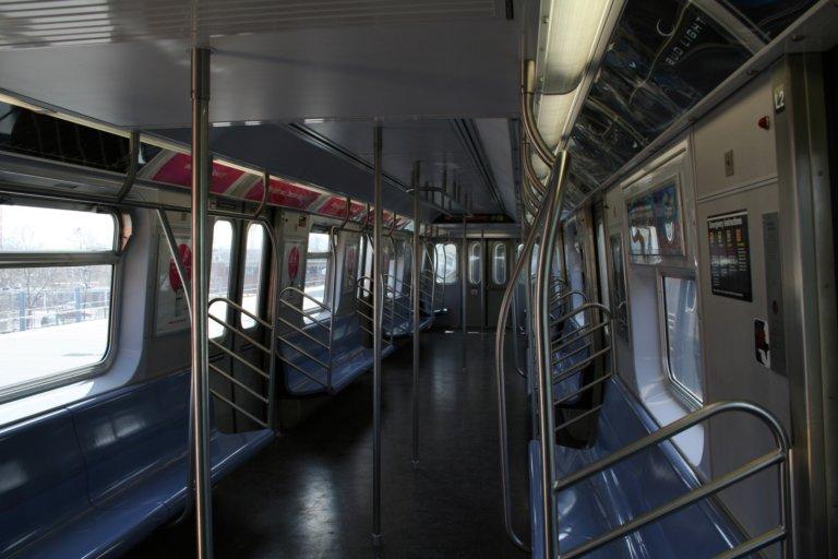 (66k, 768x512)<br><b>Country:</b> United States<br><b>City:</b> New York<br><b>System:</b> New York City Transit<br><b>Route:</b> N<br><b>Car:</b> R-160B (Kawasaki, 2005-2008)  8717 <br><b>Photo by:</b> Neil Feldman<br><b>Date:</b> 3/30/2007<br><b>Viewed (this week/total):</b> 0 / 2229
