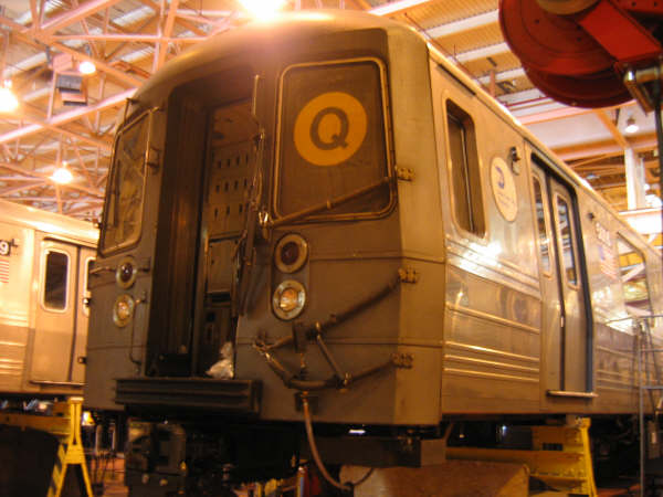 (45k, 600x450)<br><b>Country:</b> United States<br><b>City:</b> New York<br><b>System:</b> New York City Transit<br><b>Location:</b> Coney Island Shop/Overhaul & Repair Shop<br><b>Car:</b> R-68A (Kawasaki, 1988-1989)   <br><b>Photo by:</b> Professor J<br><b>Date:</b> 4/14/2007<br><b>Viewed (this week/total):</b> 1 / 2000