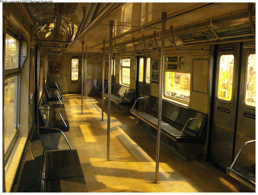 (206k, 1044x788)<br><b>Country:</b> United States<br><b>City:</b> New York<br><b>System:</b> New York City Transit<br><b>Location:</b> Coney Island Shop/Overhaul & Repair Shop<br><b>Car:</b> R-40 (St. Louis, 1968)  4436 <br><b>Photo by:</b> Michael Hodurski<br><b>Date:</b> 4/14/2007<br><b>Viewed (this week/total):</b> 0 / 2951