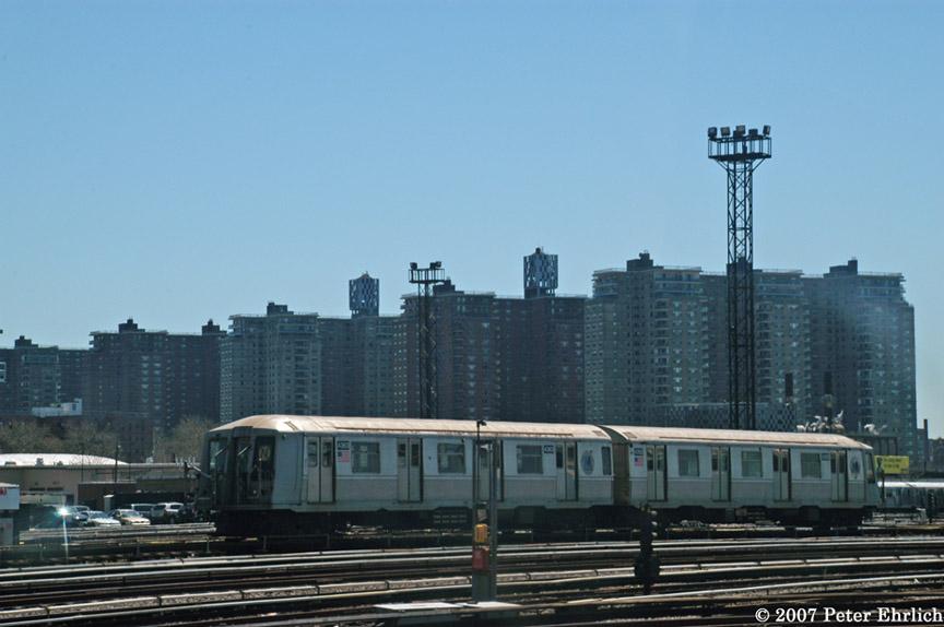 (148k, 864x574)<br><b>Country:</b> United States<br><b>City:</b> New York<br><b>System:</b> New York City Transit<br><b>Location:</b> Coney Island Yard<br><b>Car:</b> R-40 (St. Louis, 1968)  4363/4362 <br><b>Photo by:</b> Peter Ehrlich<br><b>Date:</b> 4/20/2007<br><b>Viewed (this week/total):</b> 0 / 2876