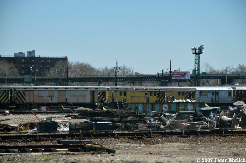 (179k, 864x574)<br><b>Country:</b> United States<br><b>City:</b> New York<br><b>System:</b> New York City Transit<br><b>Location:</b> Coney Island Yard<br><b>Car:</b> R-71 Rider Car (R-17/R-21/R-22 Rebuilds)  RD324 (ex-5812)<br><b>Photo by:</b> Peter Ehrlich<br><b>Date:</b> 4/20/2007<br><b>Viewed (this week/total):</b> 0 / 2029