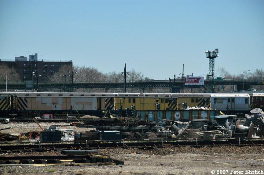 (179k, 864x574)<br><b>Country:</b> United States<br><b>City:</b> New York<br><b>System:</b> New York City Transit<br><b>Location:</b> Coney Island Yard<br><b>Car:</b> R-71 Rider Car (R-17/R-21/R-22 Rebuilds)  RD324 (ex-5812)<br><b>Photo by:</b> Peter Ehrlich<br><b>Date:</b> 4/20/2007<br><b>Viewed (this week/total):</b> 0 / 2041