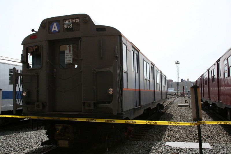 (111k, 800x533)<br><b>Country:</b> United States<br><b>City:</b> New York<br><b>System:</b> New York City Transit<br><b>Location:</b> Coney Island Yard<br><b>Car:</b> R-10 (American Car & Foundry, 1948) 3184 <br><b>Photo by:</b> Neil Feldman<br><b>Date:</b> 4/14/2007<br><b>Viewed (this week/total):</b> 1 / 3082