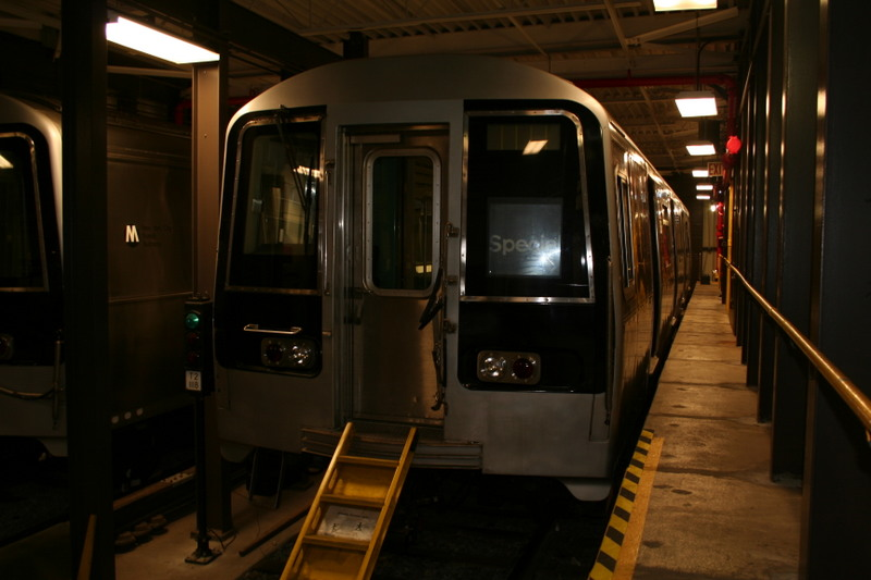 (106k, 800x533)<br><b>Country:</b> United States<br><b>City:</b> New York<br><b>System:</b> New York City Transit<br><b>Location:</b> Coney Island Yard-Training Facilities<br><b>Car:</b> R-110B (Bombardier, 1992) 3006 <br><b>Photo by:</b> Neil Feldman<br><b>Date:</b> 4/14/2007<br><b>Viewed (this week/total):</b> 0 / 3720