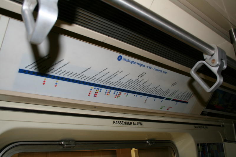 (103k, 800x533)<br><b>Country:</b> United States<br><b>City:</b> New York<br><b>System:</b> New York City Transit<br><b>Location:</b> Coney Island Yard-Training Facilities<br><b>Car:</b> R-110B (Bombardier, 1992) 3006 <br><b>Photo by:</b> Neil Feldman<br><b>Date:</b> 4/14/2007<br><b>Viewed (this week/total):</b> 2 / 7996