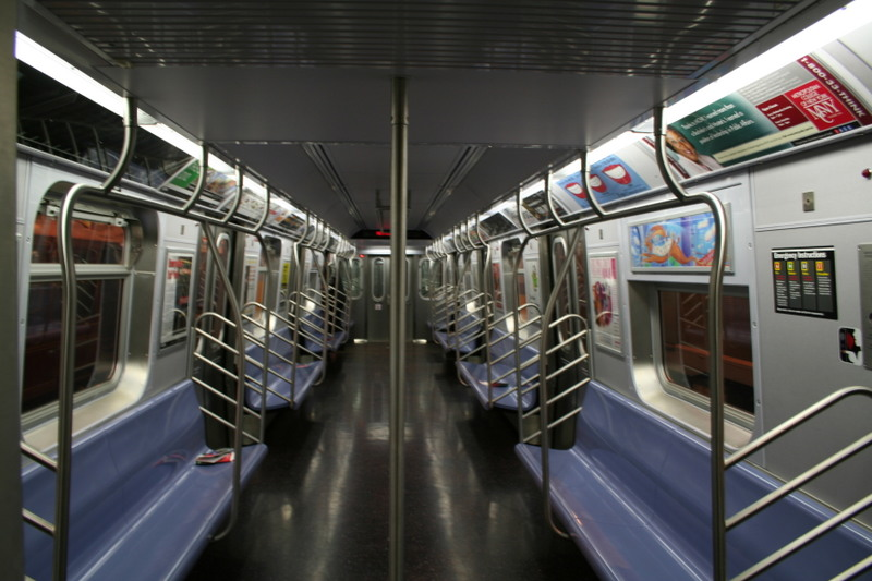 (130k, 800x533)<br><b>Country:</b> United States<br><b>City:</b> New York<br><b>System:</b> New York City Transit<br><b>Location:</b> Coney Island Shop/Overhaul & Repair Shop<br><b>Car:</b> R-160A-1 (Alstom, 2005-2008, 4 car sets)  8328 <br><b>Photo by:</b> Neil Feldman<br><b>Date:</b> 4/14/2007<br><b>Viewed (this week/total):</b> 1 / 4550