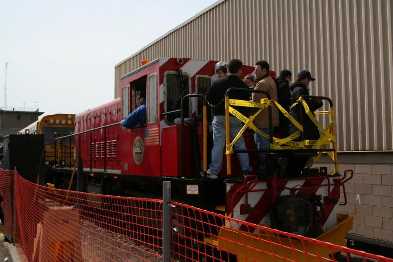 (136k, 800x533)<br><b>Country:</b> United States<br><b>City:</b> New York<br><b>System:</b> New York City Transit<br><b>Location:</b> Coney Island Yard<br><b>Car:</b> R-47 (SBK) Locomotive  N2 <br><b>Photo by:</b> Neil Feldman<br><b>Date:</b> 4/14/2007<br><b>Viewed (this week/total):</b> 0 / 1702
