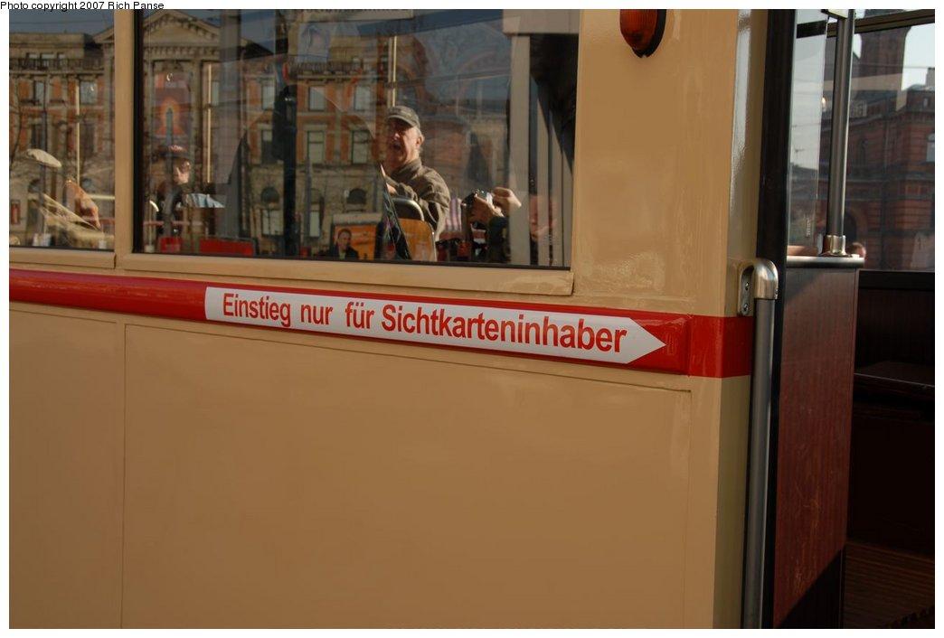 (121k, 1044x706)<br><b>Country:</b> Germany<br><b>City:</b> Bremen<br><b>System:</b> BSAG (Bremer Strassenbahn AG)<br><b>Location:</b> Hauptbahnhof <br><b>Route:</b> Fan Trip<br><b>Car:</b> Bremen Tram 917 <br><b>Photo by:</b> Richard Panse<br><b>Date:</b> 3/26/2007<br><b>Viewed (this week/total):</b> 0 / 618