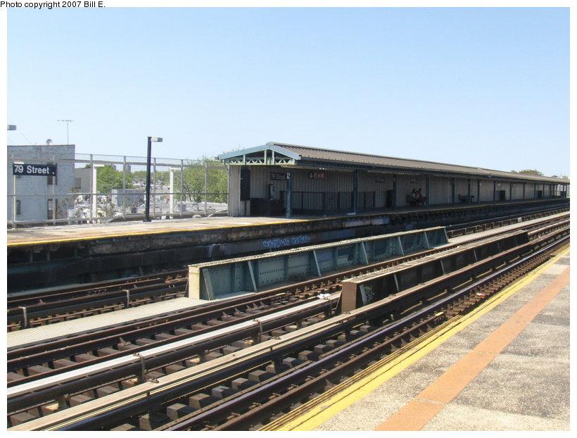 (116k, 820x622)<br><b>Country:</b> United States<br><b>City:</b> New York<br><b>System:</b> New York City Transit<br><b>Line:</b> BMT West End Line<br><b>Location:</b> 79th Street <br><b>Photo by:</b> Bill E.<br><b>Date:</b> 5/13/2007<br><b>Viewed (this week/total):</b> 2 / 1528