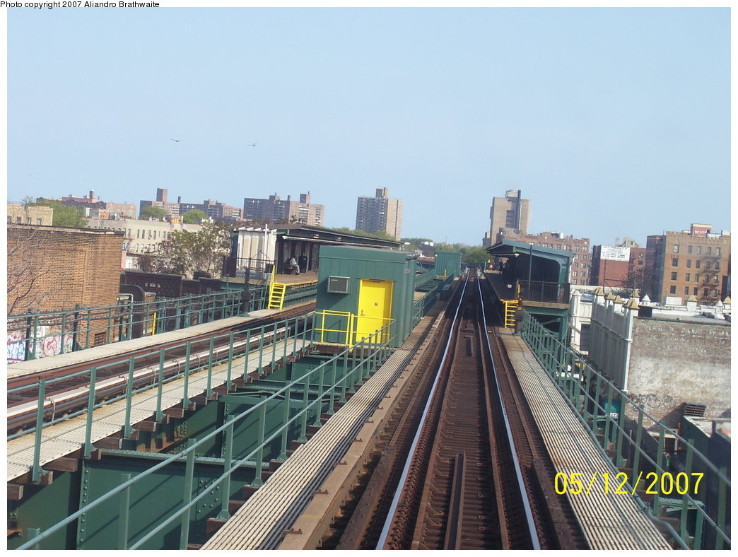 (199k, 1044x788)<br><b>Country:</b> United States<br><b>City:</b> New York<br><b>System:</b> New York City Transit<br><b>Line:</b> IRT Brooklyn Line<br><b>Location:</b> Sutter Avenue/Rutland Road <br><b>Photo by:</b> Aliandro Brathwaite<br><b>Date:</b> 5/12/2007<br><b>Viewed (this week/total):</b> 4 / 2379