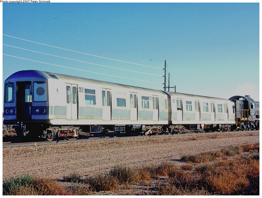 (262k, 1020x771)<br><b>Country:</b> United States<br><b>City:</b> New York<br><b>System:</b> New York City Transit<br><b>Location:</b> US DOT Test Facility, Pueblo, Colorado<br><b>Car:</b> R-42 (St. Louis, 1969-1970)  4765 <br><b>Photo by:</b> Peter Schmidt<br><b>Date:</b> 10/1978<br><b>Viewed (this week/total):</b> 0 / 2126