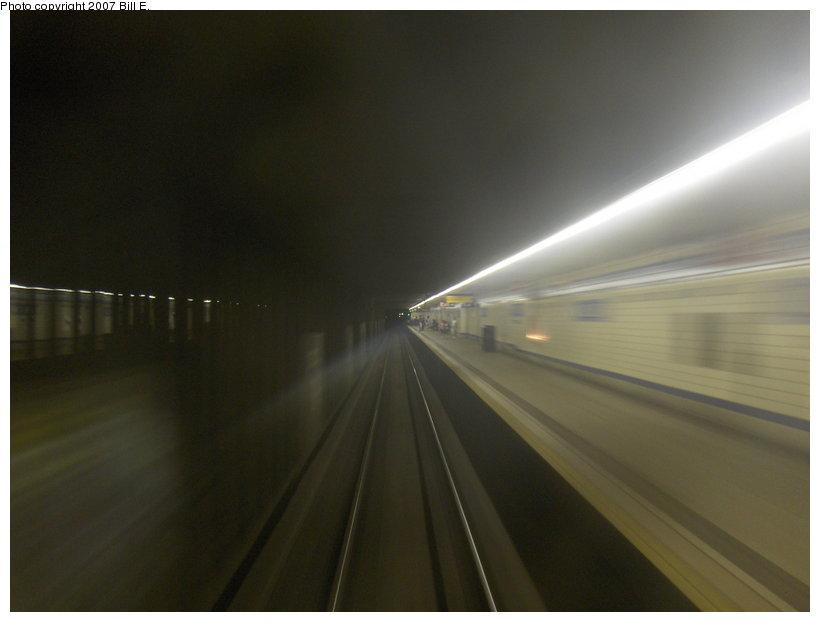 (53k, 820x622)<br><b>Country:</b> United States<br><b>City:</b> New York<br><b>System:</b> New York City Transit<br><b>Line:</b> IND Fulton Street Line<br><b>Location:</b> Shepherd Avenue <br><b>Photo by:</b> Bill E.<br><b>Date:</b> 6/24/2007<br><b>Viewed (this week/total):</b> 3 / 2837