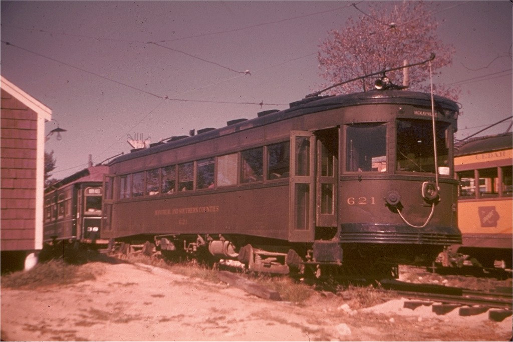 (164k, 1024x683)<br><b>Country:</b> United States<br><b>City:</b> Kennebunk, ME<br><b>System:</b> Seashore Trolley Museum <br><b>Car:</b>  621 <br><b>Collection of:</b> Joe Testagrose<br><b>Viewed (this week/total):</b> 0 / 1067