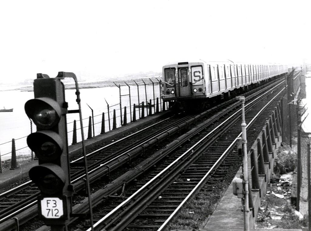 (173k, 1024x761)<br><b>Country:</b> United States<br><b>City:</b> New York<br><b>System:</b> New York City Transit<br><b>Line:</b> IND Rockaway<br><b>Location:</b> Broad Channel <br><b>Route:</b> S<br><b>Car:</b> R-40 (St. Louis, 1968)   <br><b>Collection of:</b> George Conrad Collection<br><b>Date:</b> 8/9/1969<br><b>Viewed (this week/total):</b> 4 / 1411