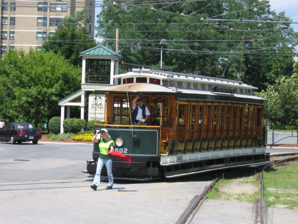 (56k, 600x450)<br><b>Country:</b> United States<br><b>City:</b> Lowell, MA<br><b>System:</b> National Streetcar Museum at Lowell <br><b>Car:</b>  1602 <br><b>Photo by:</b> Professor J<br><b>Date:</b> 7/13/2007<br><b>Viewed (this week/total):</b> 1 / 1784