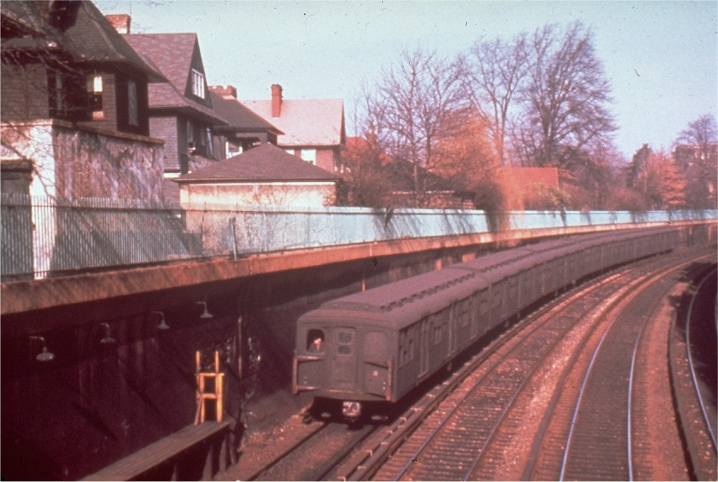 (179k, 1024x688)<br><b>Country:</b> United States<br><b>City:</b> New York<br><b>System:</b> New York City Transit<br><b>Line:</b> BMT Brighton Line<br><b>Location:</b> Beverley Road <br><b>Car:</b> BMT A/B-Type Standard  <br><b>Collection of:</b> Joe Testagrose<br><b>Viewed (this week/total):</b> 1 / 2483