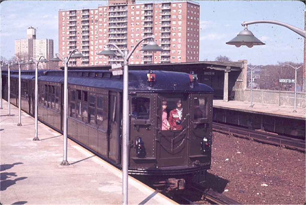 (192k, 1024x688)<br><b>Country:</b> United States<br><b>City:</b> New York<br><b>System:</b> New York City Transit<br><b>Line:</b> IRT Dyre Ave. Line<br><b>Location:</b> Baychester Avenue <br><b>Route:</b> Fan Trip<br><b>Car:</b> Low-V (Museum Train) 5466 <br><b>Photo by:</b> Joe Testagrose<br><b>Date:</b> 4/25/1970<br><b>Viewed (this week/total):</b> 0 / 3311