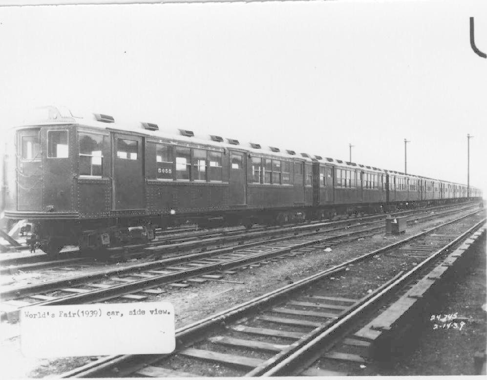 (78k, 997x777)<br><b>Country:</b> United States<br><b>City:</b> New York<br><b>System:</b> New York City Transit<br><b>Car:</b> Low-V Worlds Fair 5655 <br><b>Collection of:</b> Sanford Gardner<br><b>Date:</b> 2/14/1939<br><b>Viewed (this week/total):</b> 9 / 5793