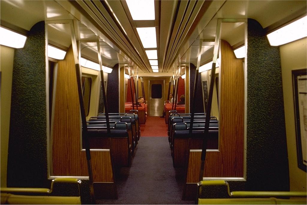 (196k, 1024x683)<br><b>Country:</b> United States<br><b>City:</b> New York<br><b>System:</b> New York City Transit<br><b>Car:</b> SOAC Interior <br><b>Photo by:</b> Doug Grotjahn<br><b>Collection of:</b> Joe Testagrose<br><b>Date:</b> 6/14/1974<br><b>Viewed (this week/total):</b> 6 / 7651
