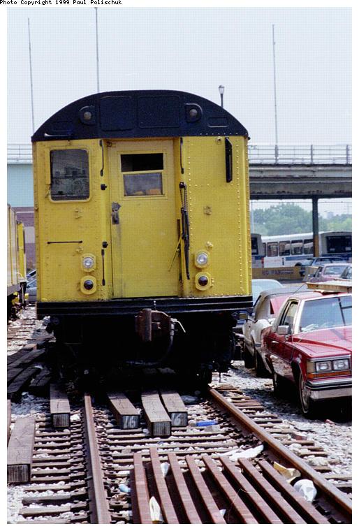 (90k, 514x760)<br><b>Country:</b> United States<br><b>City:</b> New York<br><b>System:</b> New York City Transit<br><b>Location:</b> Corona Yard<br><b>Car:</b> R-71 Rider Car (R-17/R-21/R-22 Rebuilds)  RD356 (ex-7327)<br><b>Photo by:</b> Paul Polischuk<br><b>Date:</b> 6/25/1999<br><b>Viewed (this week/total):</b> 0 / 3633