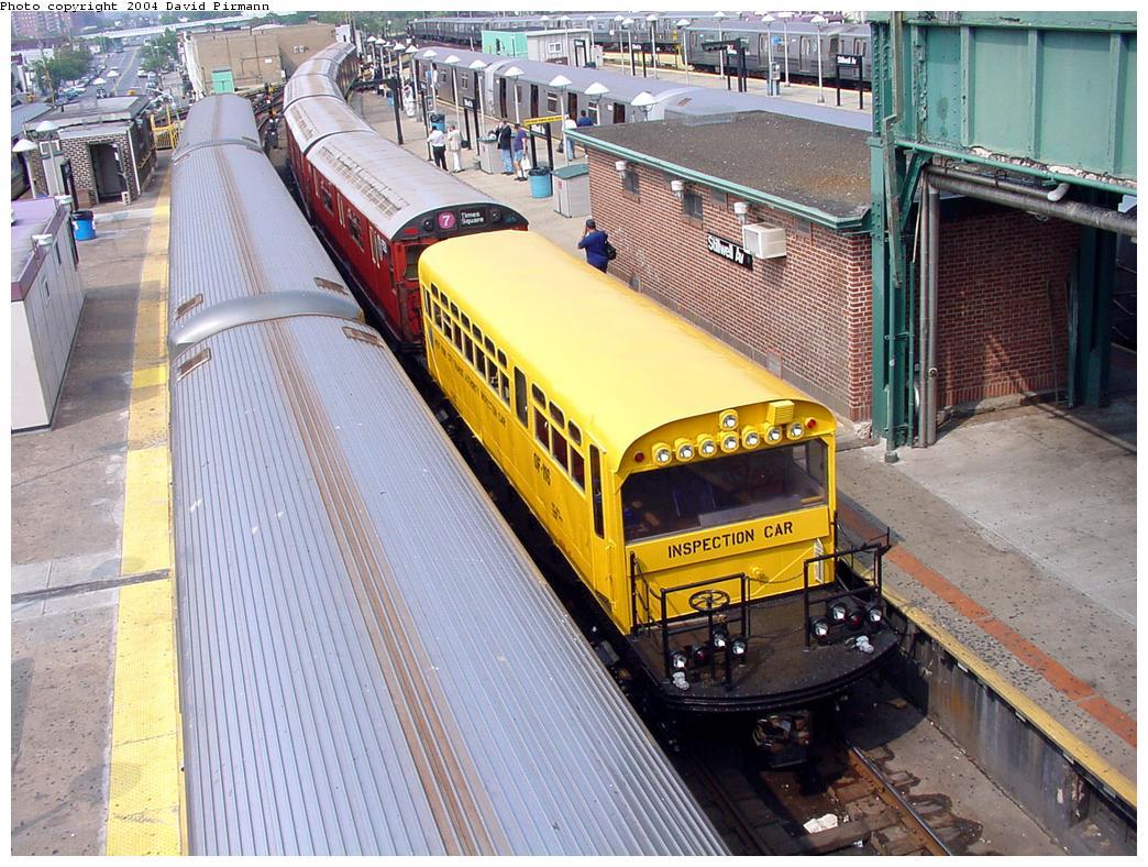 (179k, 1044x788)<br><b>Country:</b> United States<br><b>City:</b> New York<br><b>System:</b> New York City Transit<br><b>Location:</b> Coney Island/Stillwell Avenue<br><b>Route:</b> Fan Trip<br><b>Car:</b> Observation Car 0F116 <br><b>Photo by:</b> David Pirmann<br><b>Date:</b> 8/27/2000<br><b>Viewed (this week/total):</b> 0 / 7965