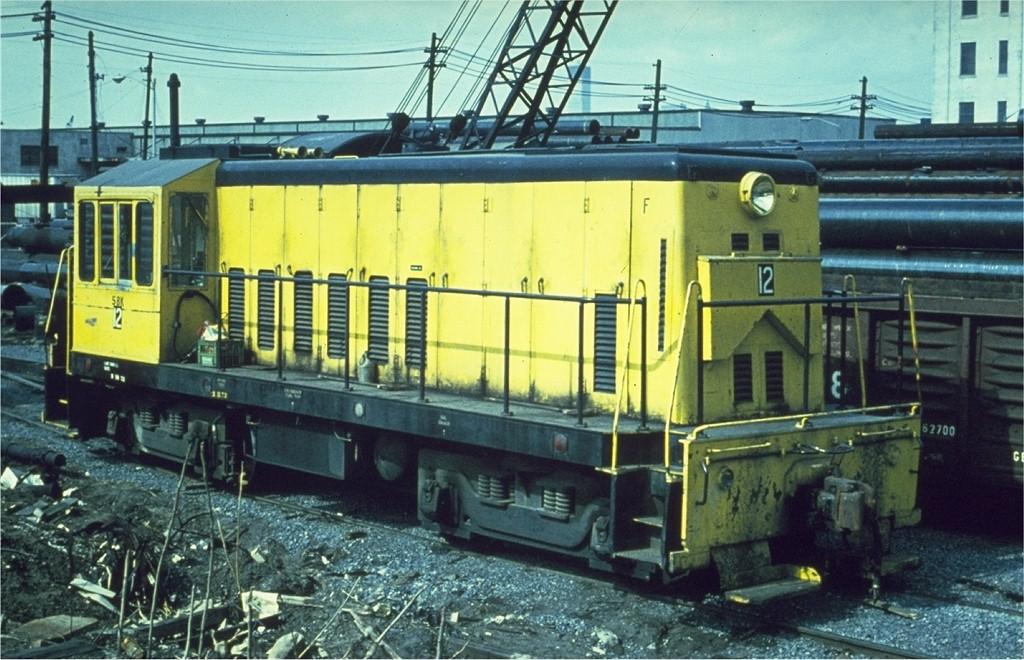 (215k, 1024x660)<br><b>Country:</b> United States<br><b>City:</b> New York<br><b>System:</b> New York City Transit<br><b>Location:</b> 38th St & 3rd Ave<br><b>Car:</b> GE 70T Locomotive (SBK)  12 <br><b>Collection of:</b> Joe Testagrose<br><b>Viewed (this week/total):</b> 1 / 3256