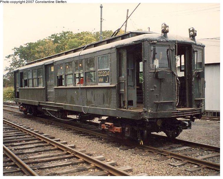 (115k, 757x609)<br><b>Country:</b> United States<br><b>City:</b> East Haven/Branford, Ct.<br><b>System:</b> Shore Line Trolley Museum <br><b>Car:</b> Hi-V 3662 <br><b>Photo by:</b> Constantine Steffan<br><b>Date:</b> 10/10/1998<br><b>Viewed (this week/total):</b> 1 / 2537