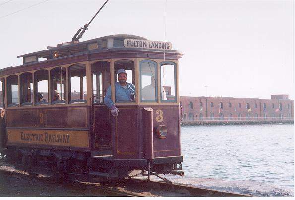 (33k, 595x404)<br><b>Country:</b> United States<br><b>City:</b> New York<br><b>System:</b> Brooklyn Trolley Museum <br><b>Car:</b>  3 <br><b>Photo by:</b> The photographer info for this photo was misplaced-use Feedback if it's yours!<br><b>Notes:</b> Photo possibly by Arthur Seifert<br><b>Viewed (this week/total):</b> 4 / 4389