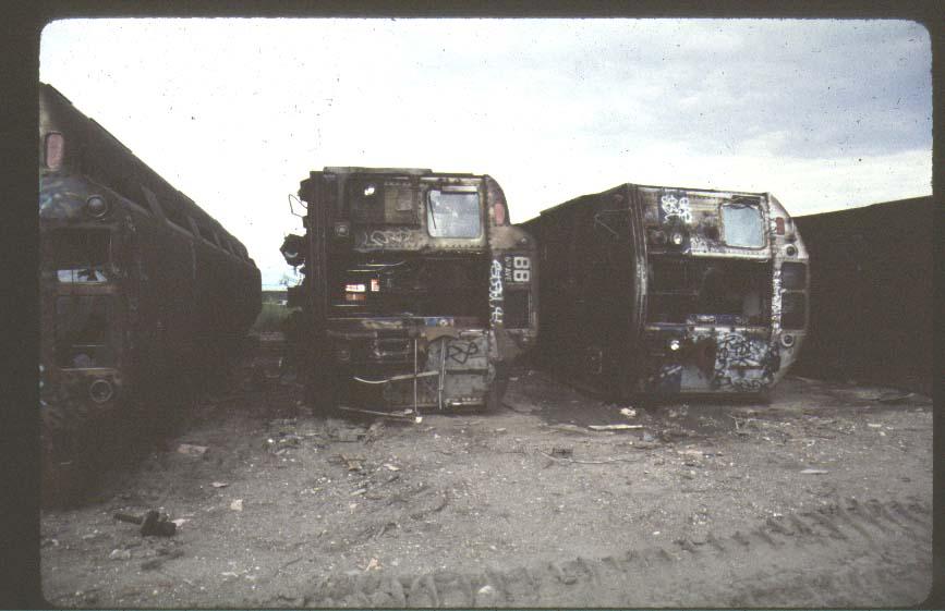 (60k, 867x561)<br><b>Country:</b> United States<br><b>City:</b> New York<br><b>System:</b> New York City Transit<br><b>Location:</b> Scrapyard<br><b>Photo by:</b> Harold<br><b>Notes:</b> Naporano scrap yard<br><b>Viewed (this week/total):</b> 4 / 5688