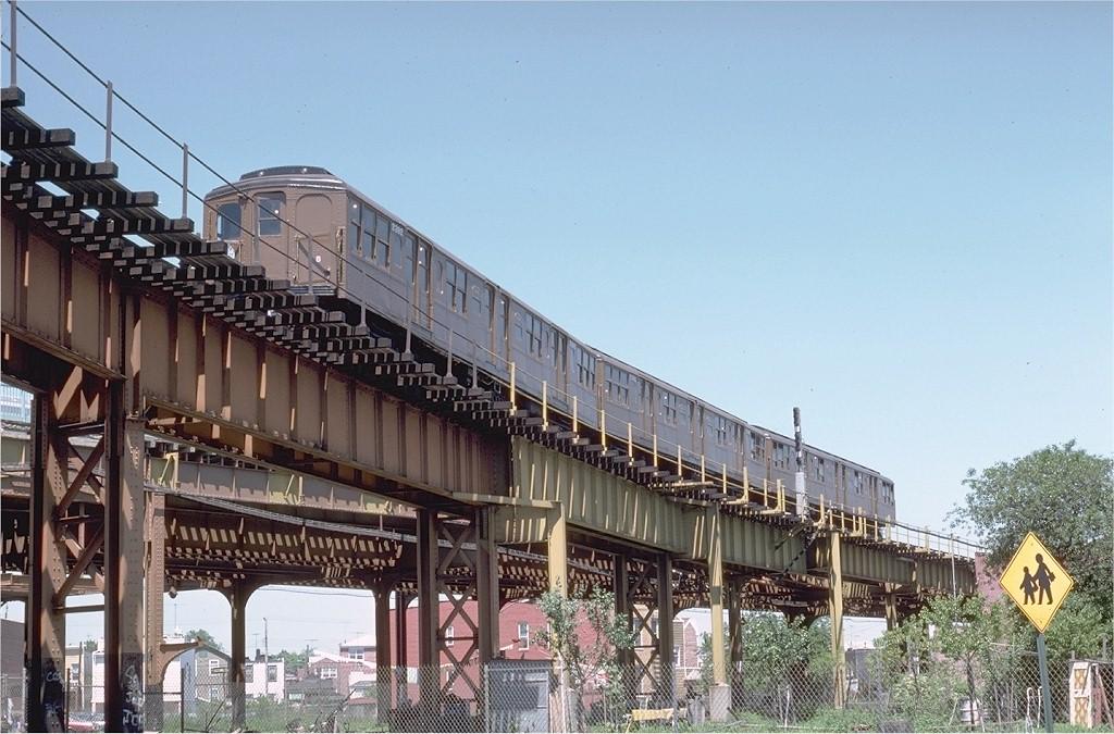 (211k, 1024x675)<br><b>Country:</b> United States<br><b>City:</b> New York<br><b>System:</b> New York City Transit<br><b>Line:</b> BMT West End Line<br><b>Location:</b> Bay 50th Street <br><b>Route:</b> Fan Trip<br><b>Car:</b> BMT A/B-Type Standard 2392 <br><b>Photo by:</b> Joe Testagrose<br><b>Date:</b> 6/4/1977<br><b>Viewed (this week/total):</b> 0 / 3896