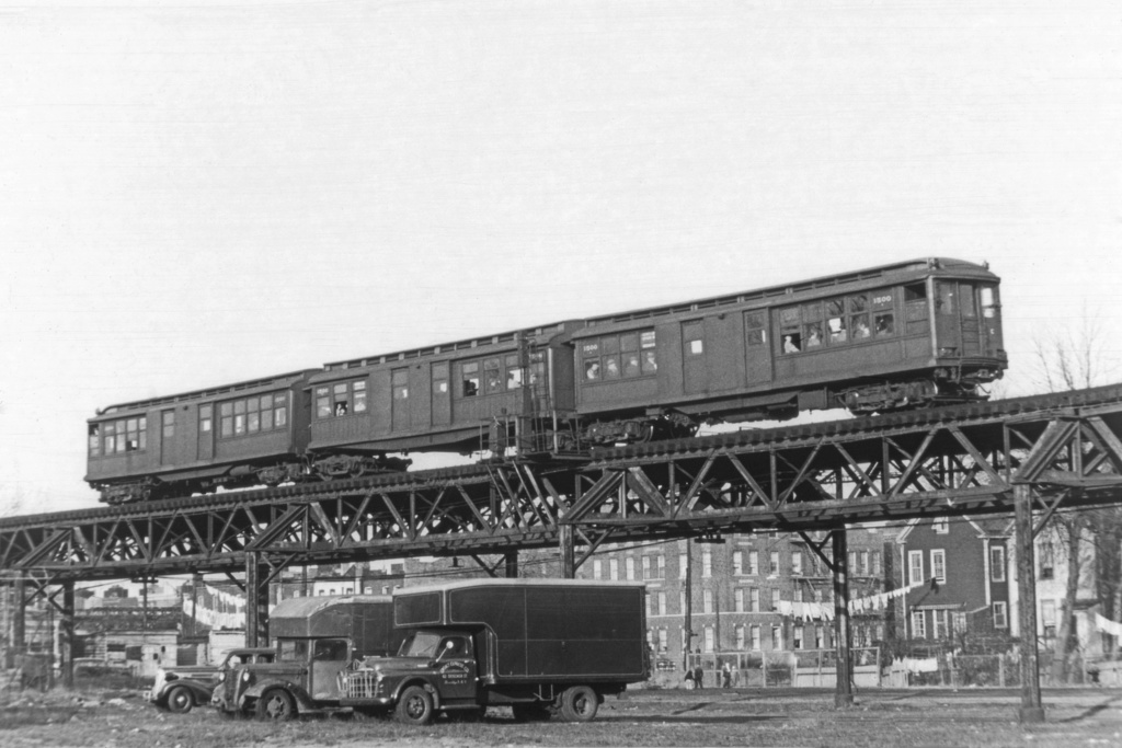 (217k, 1024x683)<br><b>Country:</b> United States<br><b>City:</b> New York<br><b>System:</b> New York City Transit<br><b>Line:</b> BMT Fulton<br><b>Location:</b> Euclid between Pitkin & Liberty <br><b>Car:</b> BMT C 1500 <br><b>Collection of:</b> David Pirmann<br><b>Viewed (this week/total):</b> 2 / 5415