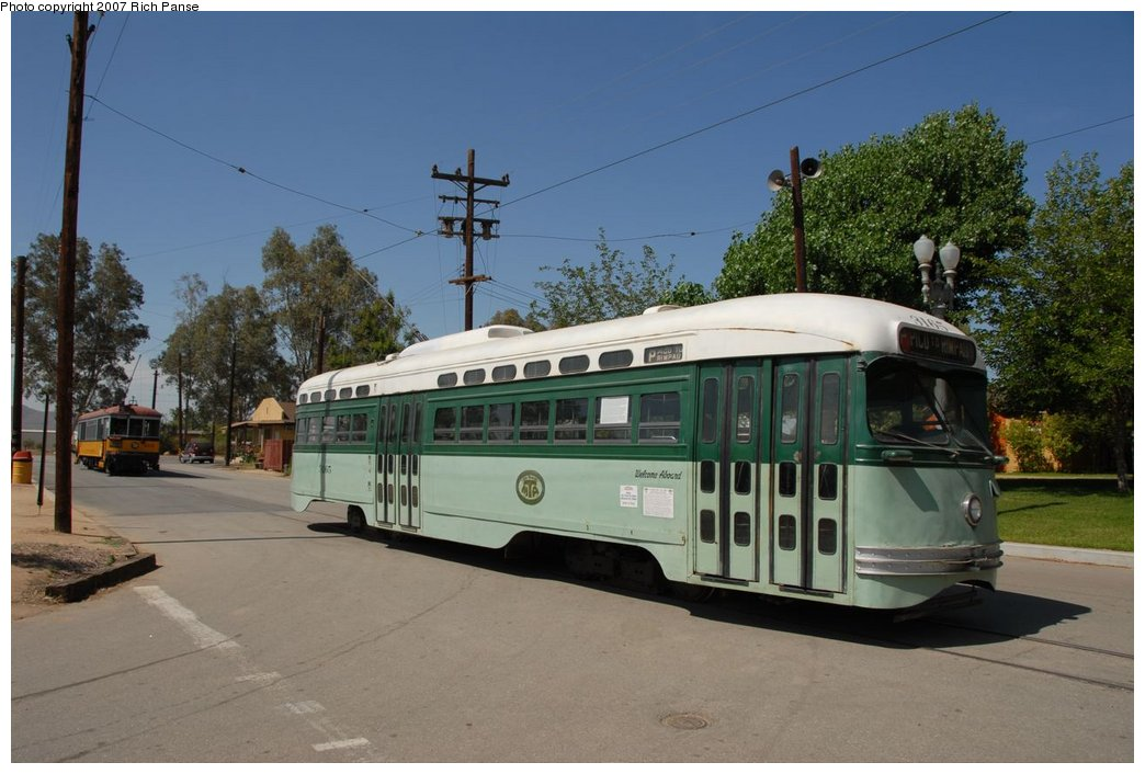 (165k, 1044x706)<br><b>Country:</b> United States<br><b>City:</b> Perris, CA<br><b>System:</b> Orange Empire Railway Museum <br><b>Car:</b>  3165 <br><b>Photo by:</b> Richard Panse<br><b>Date:</b> 6/23/2007<br><b>Viewed (this week/total):</b> 0 / 1092