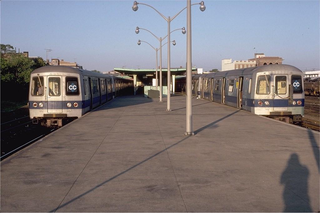 (185k, 1024x682)<br><b>Country:</b> United States<br><b>City:</b> New York<br><b>System:</b> New York City Transit<br><b>Line:</b> IND Rockaway<br><b>Location:</b> Rockaway Park/Beach 116th Street <br><b>Route:</b> CC<br><b>Car:</b> R-46 (Pullman-Standard, 1974-75) 792 <br><b>Photo by:</b> Doug Grotjahn<br><b>Collection of:</b> Joe Testagrose<br><b>Date:</b> 9/4/1980<br><b>Viewed (this week/total):</b> 3 / 3021