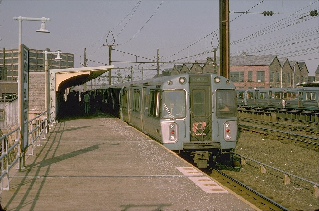(217k, 1024x679)<br><b>Country:</b> United States<br><b>City:</b> Harrison, NJ<br><b>System:</b> PATH<br><b>Location:</b> Harrison <br><b>Car:</b> PATH PA-1 (St. Louis Car, 1965)  692 <br><b>Photo by:</b> Steve Zabel<br><b>Collection of:</b> Joe Testagrose<br><b>Date:</b> 4/1/1975<br><b>Viewed (this week/total):</b> 1 / 2770