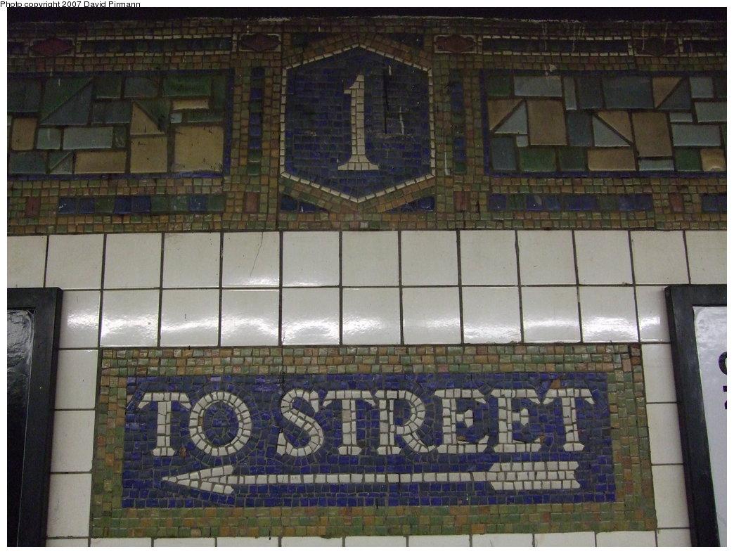 (183k, 1044x788)<br><b>Country:</b> United States<br><b>City:</b> New York<br><b>System:</b> New York City Transit<br><b>Line:</b> BMT Canarsie Line<br><b>Location:</b> 1st Avenue <br><b>Photo by:</b> David Pirmann<br><b>Date:</b> 8/14/2007<br><b>Viewed (this week/total):</b> 0 / 1391
