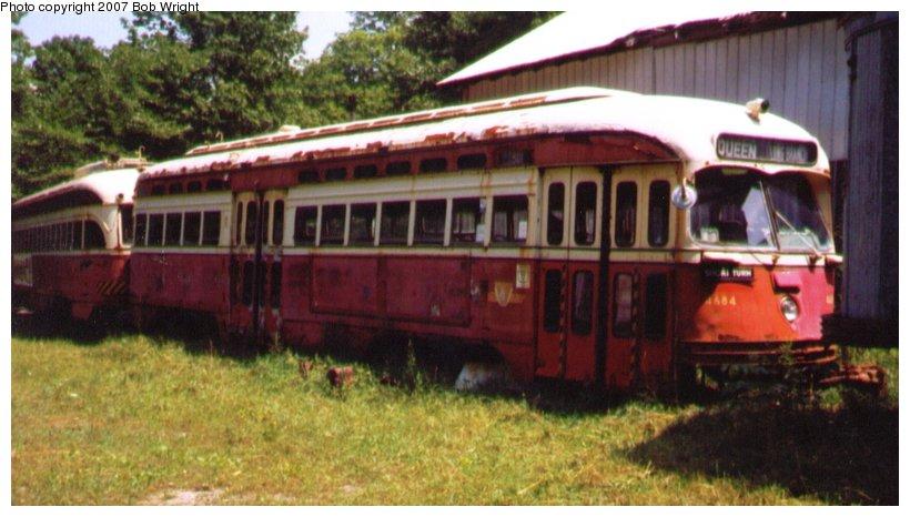 (83k, 820x466)<br><b>Country:</b> Canada<br><b>City:</b> Toronto<br><b>System:</b> Halton County Radial Railway <br><b>Car:</b> PCC (TTC Toronto) 4684 <br><b>Photo by:</b> Bob Wright<br><b>Date:</b> 7/1999<br><b>Viewed (this week/total):</b> 2 / 1334