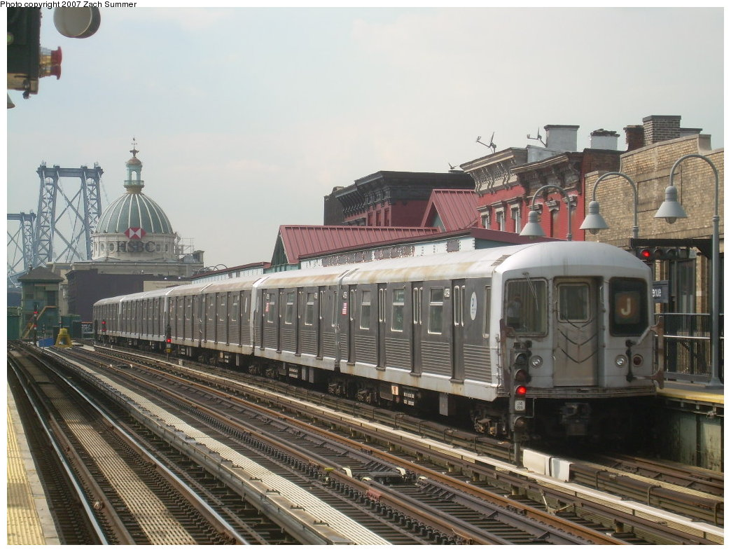 (218k, 1044x788)<br><b>Country:</b> United States<br><b>City:</b> New York<br><b>System:</b> New York City Transit<br><b>Line:</b> BMT Nassau Street/Jamaica Line<br><b>Location:</b> Marcy Avenue <br><b>Route:</b> J<br><b>Car:</b> R-42 (St. Louis, 1969-1970)  4759 <br><b>Photo by:</b> Zach Summer<br><b>Date:</b> 8/28/2007<br><b>Viewed (this week/total):</b> 1 / 1431