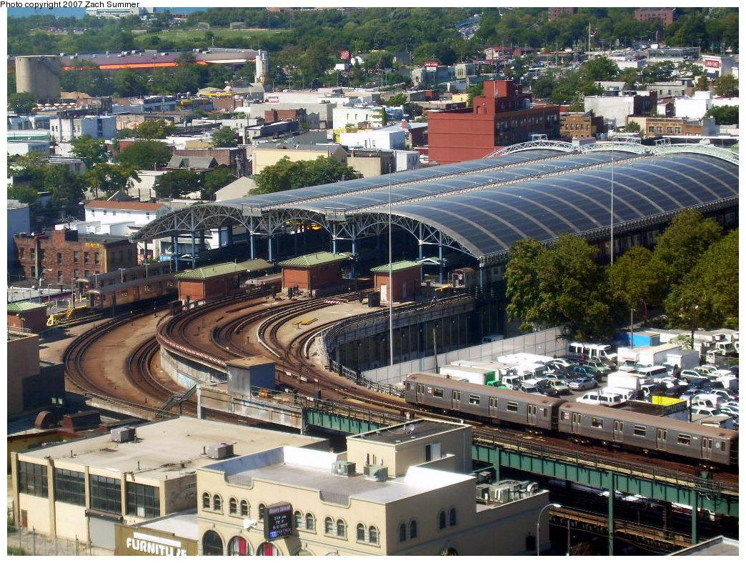 (340k, 1044x788)<br><b>Country:</b> United States<br><b>City:</b> New York<br><b>System:</b> New York City Transit<br><b>Location:</b> Coney Island/Stillwell Avenue<br><b>Photo by:</b> Zach Summer<br><b>Date:</b> 9/2/2007<br><b>Viewed (this week/total):</b> 2 / 2564