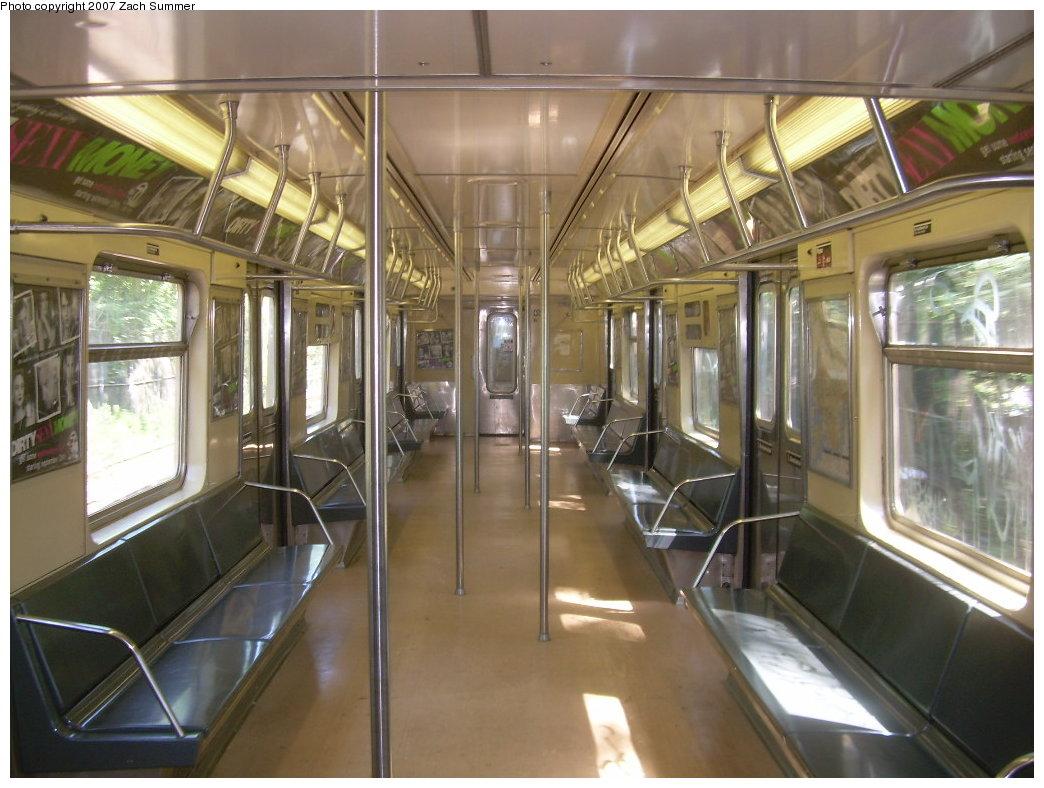 (203k, 1044x788)<br><b>Country:</b> United States<br><b>City:</b> New York<br><b>System:</b> New York City Transit<br><b>Route:</b> B<br><b>Car:</b> R-40M (St. Louis, 1969)  4549 <br><b>Photo by:</b> Zach Summer<br><b>Date:</b> 9/5/2007<br><b>Viewed (this week/total):</b> 2 / 1657