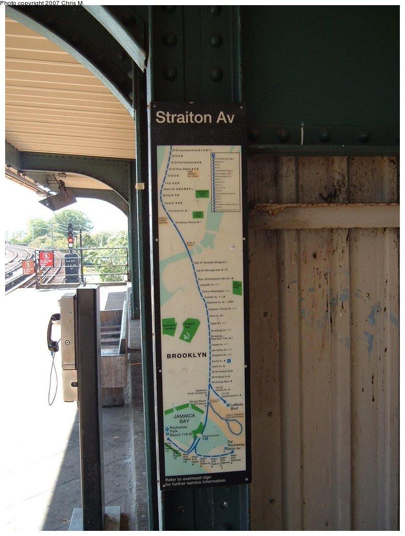 (149k, 788x1044)<br><b>Country:</b> United States<br><b>City:</b> New York<br><b>System:</b> New York City Transit<br><b>Line:</b> IND Rockaway<br><b>Location:</b> Beach 60th Street/Straiton <br><b>Photo by:</b> Chris M.<br><b>Date:</b> 9/15/2007<br><b>Viewed (this week/total):</b> 1 / 1025