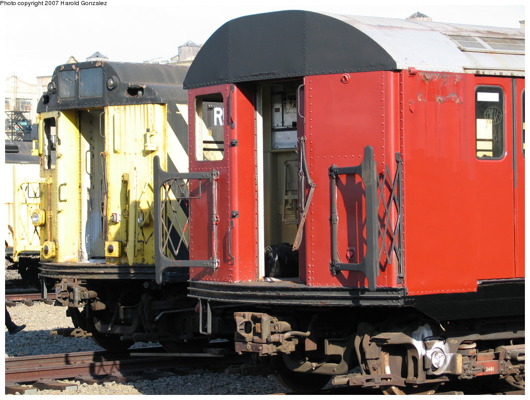 (191k, 1044x788)<br><b>Country:</b> United States<br><b>City:</b> New York<br><b>System:</b> New York City Transit<br><b>Line:</b> South Brooklyn Railway<br><b>Location:</b> SBK Yard (2nd Ave at 38th St.) (SBK)<br><b>Car:</b> R-30 (St. Louis, 1961) 8329 <br><b>Photo by:</b> Harold Gonzalez<br><b>Date:</b> 9/30/2007<br><b>Viewed (this week/total):</b> 1 / 2009