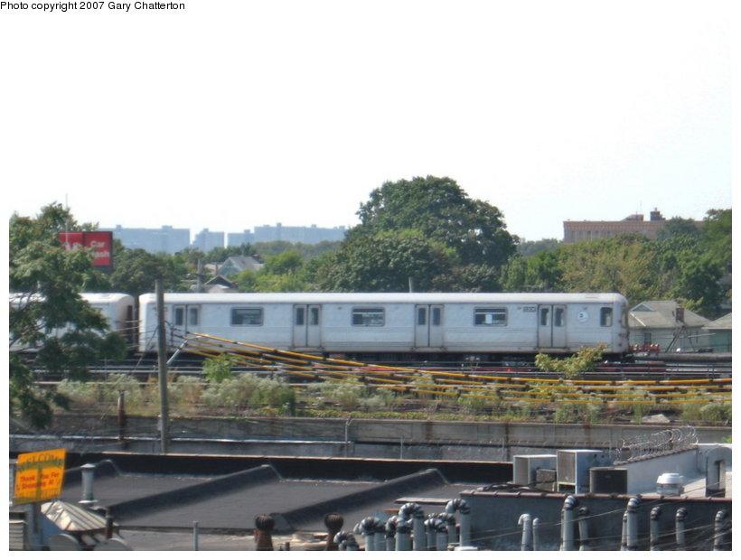 (90k, 820x620)<br><b>Country:</b> United States<br><b>City:</b> New York<br><b>System:</b> New York City Transit<br><b>Line:</b> IND Fulton Street Line<br><b>Location:</b> 104th Street/Oxford Ave. <br><b>Route:</b> A<br><b>Car:</b> R-44 (St. Louis, 1971-73) 5306 <br><b>Photo by:</b> Gary Chatterton<br><b>Date:</b> 9/8/2007<br><b>Viewed (this week/total):</b> 1 / 2218
