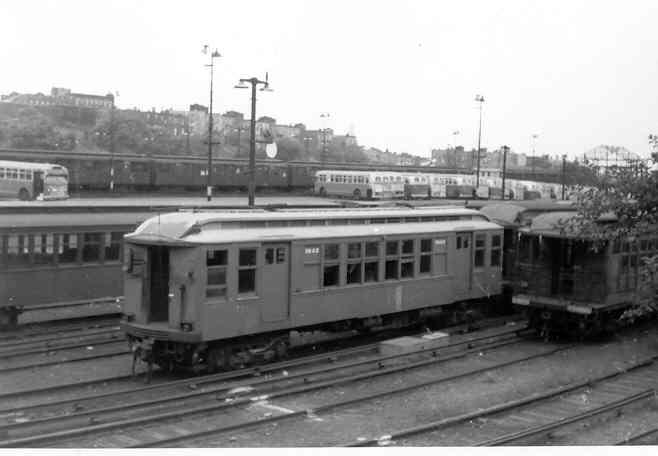 (19k, 658x456)<br><b>Country:</b> United States<br><b>City:</b> New York<br><b>System:</b> New York City Transit<br><b>Location:</b> 36th Street Yard<br><b>Car:</b> BMT QX  1642 <br><b>Photo by:</b> Frank Pfuhler<br><b>Viewed (this week/total):</b> 1 / 1934