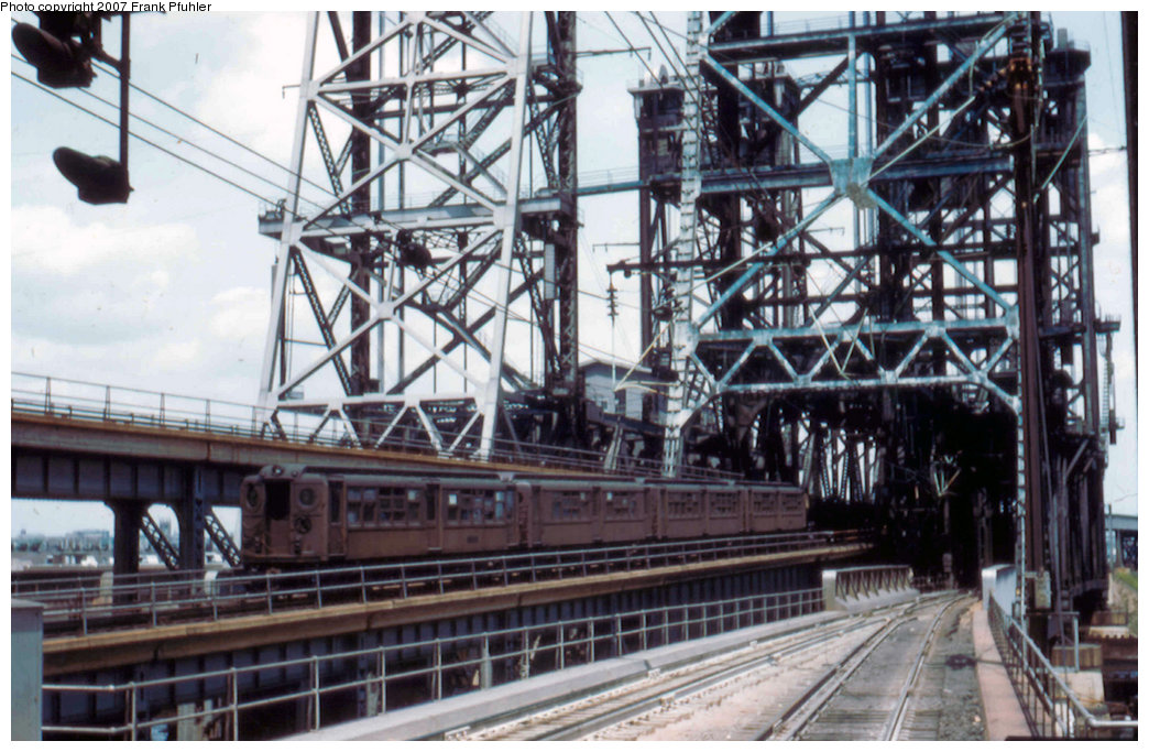 (255k, 1044x683)<br><b>Country:</b> United States<br><b>City:</b> Newark, NJ<br><b>System:</b> PATH<br><b>Location:</b> Newark (Penn Station) <br><b>Car:</b> H&M  <br><b>Photo by:</b> Frank Pfuhler<br><b>Date:</b> 5/13/1956<br><b>Viewed (this week/total):</b> 1 / 2769