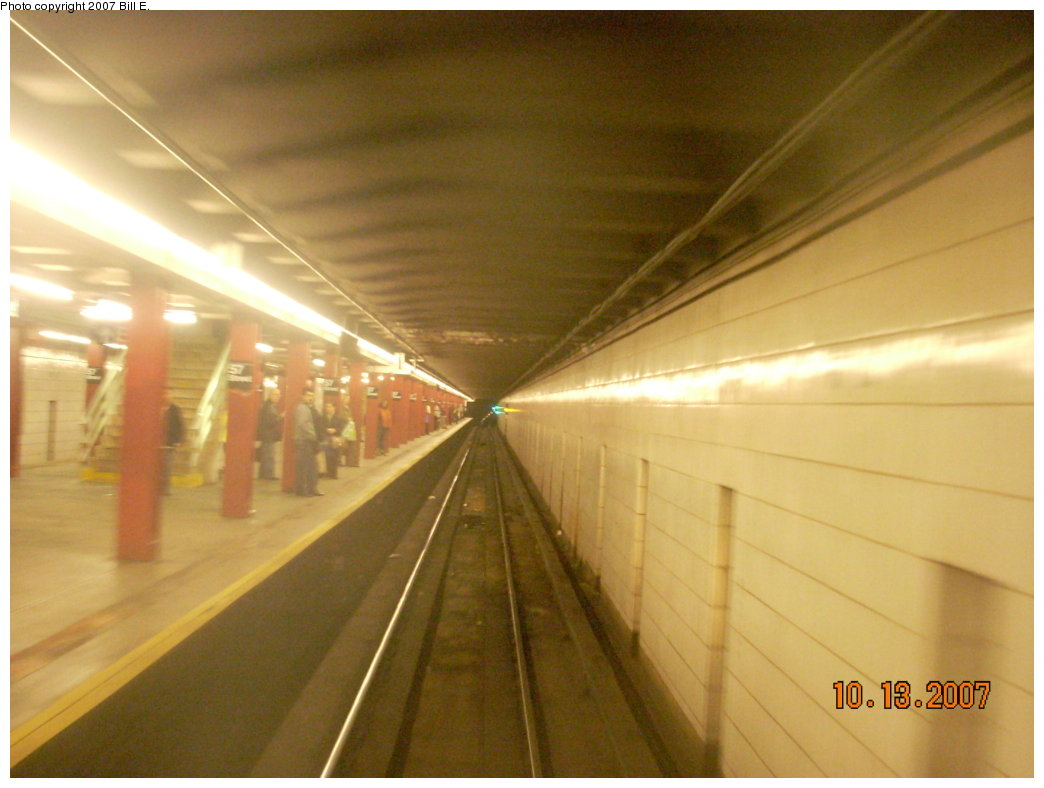 (163k, 1044x788)<br><b>Country:</b> United States<br><b>City:</b> New York<br><b>System:</b> New York City Transit<br><b>Line:</b> IND 6th Avenue Line<br><b>Location:</b> 57th Street <br><b>Photo by:</b> Bill E.<br><b>Date:</b> 10/13/2007<br><b>Viewed (this week/total):</b> 0 / 2267