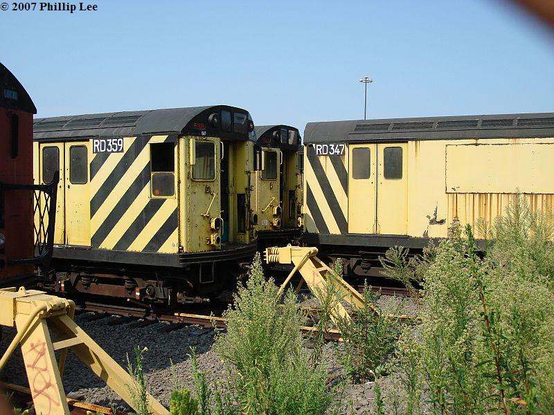 (137k, 800x600)<br><b>Country:</b> United States<br><b>City:</b> New York<br><b>System:</b> New York City Transit<br><b>Line:</b> South Brooklyn Railway<br><b>Location:</b> SBK Yard (2nd Ave at 38th St.) (SBK)<br><b>Photo by:</b> Phillip Lee<br><b>Date:</b> 9/8/2007<br><b>Viewed (this week/total):</b> 0 / 698