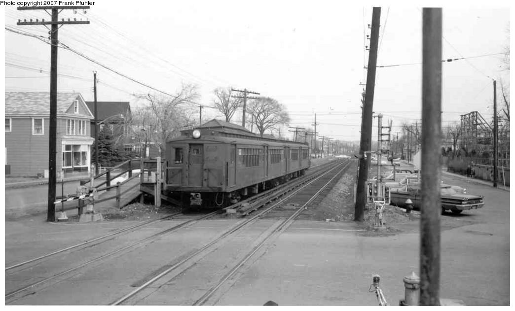 (113k, 1044x631)<br><b>Country:</b> United States<br><b>City:</b> New York<br><b>System:</b> New York City Transit<br><b>Line:</b> SIRT<br><b>Location:</b> Grant City <br><b>Car:</b> SIRT ME-1 (Motor) 367 <br><b>Photo by:</b> Frank Pfuhler<br><b>Date:</b> 3/23/1963<br><b>Viewed (this week/total):</b> 0 / 3216
